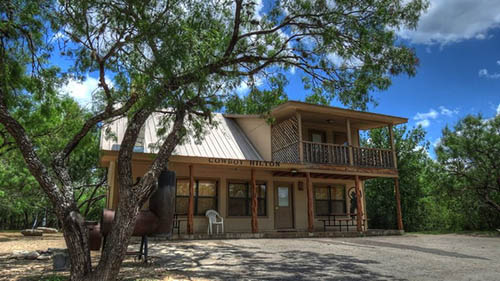 Country Lodging And Activities In Concan Texas